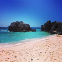 Photo taken at Warwick Long Bay by Anna F. on 4/19/2013