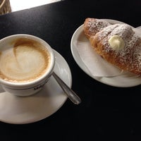 Photo taken at Almarabotto caffè by Luca P. on 5/18/2014