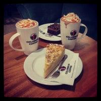 Photo taken at Columbus Coffee by Magda on 10/23/2013
