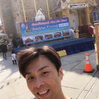 Photo taken at Wat Buddha Thai Thavorn Vanaram by Jacky L. on 4/14/2018