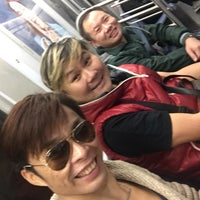Photo taken at MTA Subway - 23rd St (F/M) by Jacky L. on 10/24/2016
