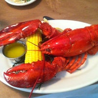 Photo taken at City Crab Shack by Jacky L. on 1/24/2013