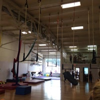 Photo taken at Philadelphia School of Circus Arts by Amanda on 9/21/2014