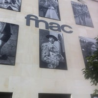 Photo taken at Fnac by Samuel C. on 12/8/2012