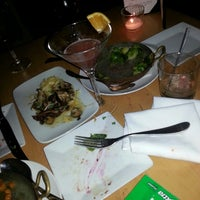 Photo taken at Meritage Restaurant & Wine Bar by Sheri H. on 11/17/2013
