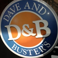 Photo taken at Dave & Buster's by Jazzi on 4/11/2013
