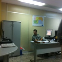 Photo taken at Gabinete SSP by Ana Luiza A. on 11/5/2012