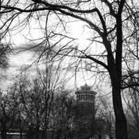 Photo taken at башня Донецк сити by Ivan S. on 4/20/2013