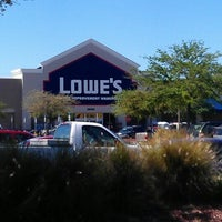 Photo taken at Lowe's Home Improvement by Jeffrey Trent K. on 3/13/2013