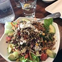 Photo taken at Blossom Vegan Restaurant by Alex K. on 2/25/2017