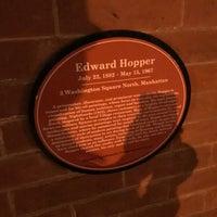 4/22/2018 tarihinde David S.ziyaretçi tarafından Former Location of Edward Hopper's Studio (1913−1967)'de çekilen fotoğraf