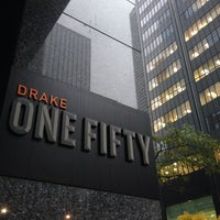 Photo taken at Drake One Fifty by David S. on 10/19/2013