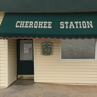 Photo taken at Cherokee Station by David S. on 5/29/2016