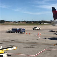 Photo taken at Gate D2 by David S. on 9/17/2017