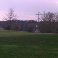 Photo taken at Crystal Lake Golf Course by Matthew G. on 5/8/2013