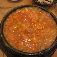 Photo taken at Sura Korean Restaurant by Justin P. on 8/12/2017
