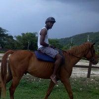 Photo taken at Chukka Caribbean : Sandy Bay Ranch by Kirkland S. on 7/5/2013