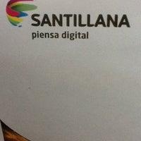 Foto tomada en Editorial Santillana por Ivonne E. el 9/9/2013