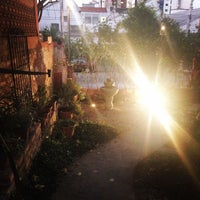 Photo taken at Flores na Varanda by Hugo F. on 10/10/2014