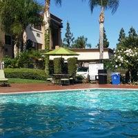 Photo taken at Holiday Inn Santa Ana-Orange Co. Arpt by Amy R. on 8/14/2014