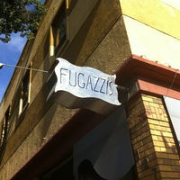 Photo taken at Fugazzi's by Shannon G. on 7/26/2013