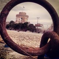 Photo taken at White Tower by linouz on 3/15/2013