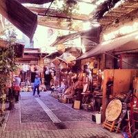 Photo taken at Athonos Square by linouz on 11/7/2013
