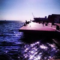 Photo taken at Thessaloniki Port by linouz on 3/19/2013