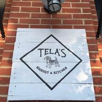 Photo taken at Tela's Market & Kitchen by Christine K. on 9/6/2015