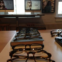 Photo taken at Warby Parker - Puck Store by Christine K. on 5/19/2013