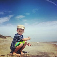 Photo taken at Sandy Point Plum Island Reservation by Aaron P. on 8/19/2013