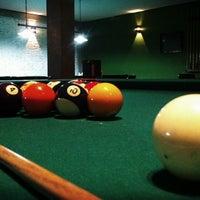 Foto tirada no(a) Bahrem Pompéia Snooker Bar por Leonardo Z. em 12/5/2012