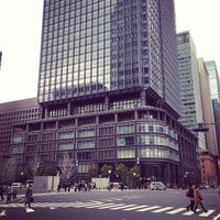 Photo taken at Marunouchi Building by Oscar Yasser N. on 4/1/2013