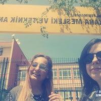 Photo taken at Ankara Mesleki ve Teknik Anadolu Lisesi by Cansu🎀 on 7/30/2015