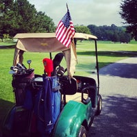 Photo taken at Belmont Golf Course by Matthew D. on 7/4/2015