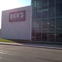 Photo taken at DICK'S Sporting Goods by Shayne C. on 11/6/2012