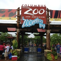 Photo taken at Columbus Zoo and Aquarium by Shayne C. on 7/20/2013