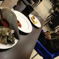 Photo taken at FIESTA Seafood Buffet by YoonHye K. on 1/29/2013