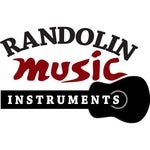 Photo taken at Randolin Music Store and Guitar Repair by Nowa C. on 11/17/2014