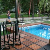 Photo taken at Rezidencija Kimovski by Филип К. on 7/14/2015