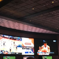 Photo taken at Race & Sports Book by Alli on 3/19/2017