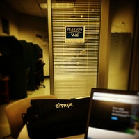 Photo taken at Citrix Systems by Jonathan on 1/13/2015