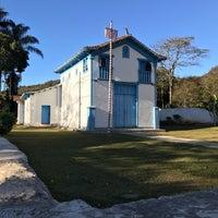 Photo taken at São Sebastião das Águas Claras (Macacos) by Isabella A. on 7/23/2017