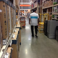 Photo taken at The Home Depot by Yacchy on 7/4/2013
