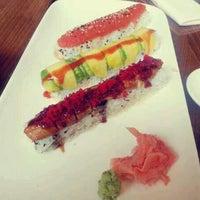 Photo taken at Sushi Taiyo by Julia P. on 7/10/2013