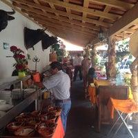 Photo taken at La Casona de Tlaxcala by Eduardo G. on 7/5/2015