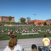 Photo taken at The Rock Bowl @ Loras College by Scott R. on 11/5/2016