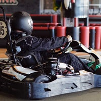 Photo prise au Unser Karting & Events par Sean C. le1/12/2015