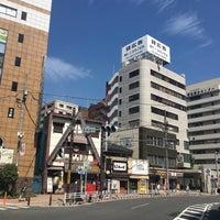 Photo taken at 音楽通り 交差点 by ショウジ on 9/13/2017