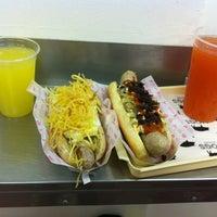 Photo taken at Hogs by Alejandra P. on 11/2/2012